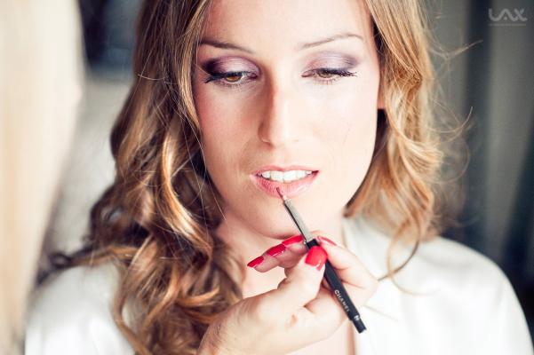 Maquillaje de Rebeca San Juan