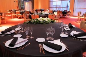 Salón del Hotel Alfonso