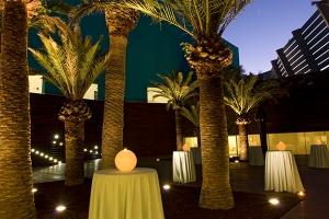 Terraza Hotel Hiberus