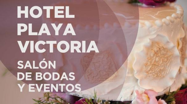 II Salón de bodas en el Hotel Playa Victoria