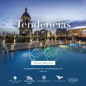 Tendencias en Bodas Palafox Hoteles