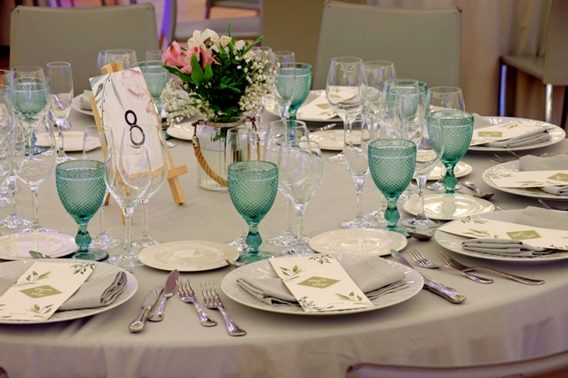 decoración bodas palafoxhoteles zaragoza